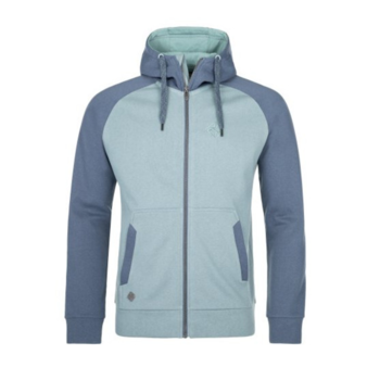 Men's cotton sweatshirt Kilpi ATTEAN-M light blue, Kilpi