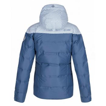 Women ski jacket Kilpi BUFFY-W blue, Kilpi