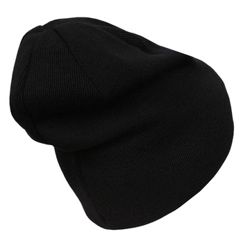 Men's merino cap Husky Merhat 2 Black, Husky