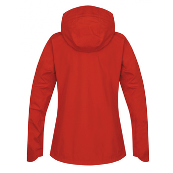 Women's outdoor jacket Husky Nakron L Red, Husky
