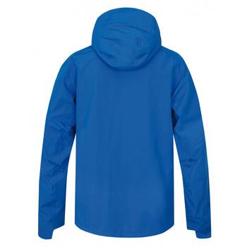 Men's outdoor jacket Husky Nakron M neon blue, Husky