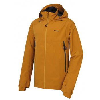 Men's outdoor jacket Husky Nakron M mustard, Husky