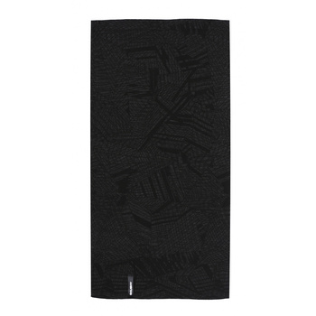 Multifunctional merino scarf Husky Merbufe Black, Husky