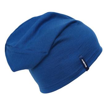 Merino caps Husky Merhat blue, Husky