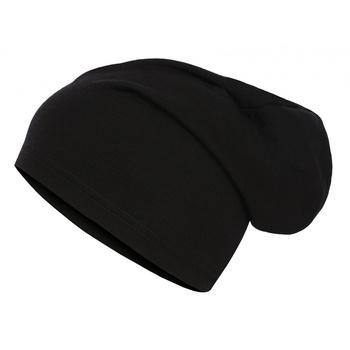 Merino caps Husky Merhat Black, Husky