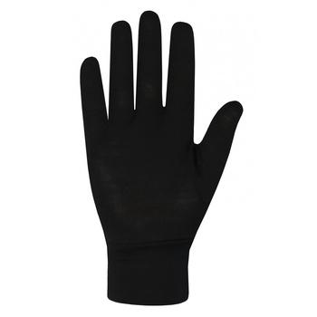 Unisex merino gloves Husky Merglov Black, Husky