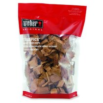 Wooden chips Weber of white nut 17053, Weber