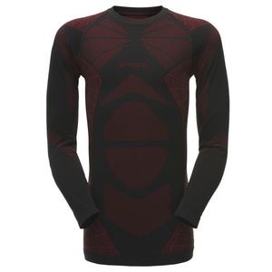Undershirt Spyder Men `s Captain (Boxed) Seamless L/S 181062-018, Spyder