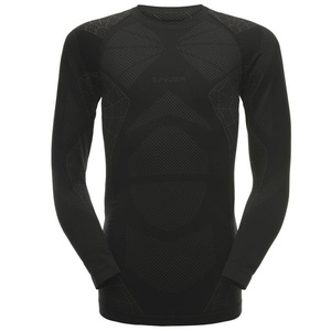 Undershirt Spyder Men `s Captain (Boxed) Seamless L/S 181062-001, Spyder