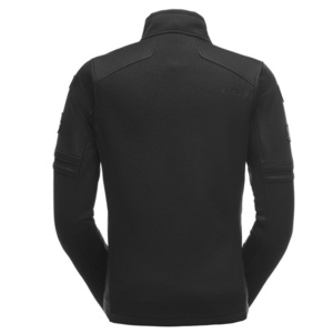Sweater Spyder Men `s Wengen Full Zipper Mid Wt Stryke Fleece 181372-001, Spyder