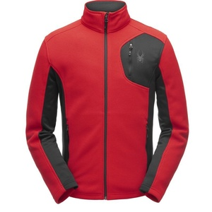 Sweater Spyder Men `s Bandit LW Full Zipper Stryke 181386-600, Spyder