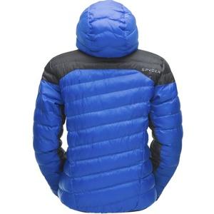 Jacket Spyder Men `s Geared HOODY Synthetic Down 181456-482, Spyder