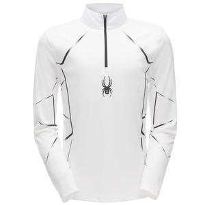 Turtleneck Spyder Men's Limitless Lines Dry WEB T-Neck 181539-100, Spyder