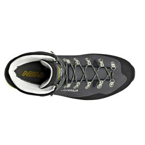 Shoes Asolo Superior GV MW navy blue / green lime/A673, Asolo