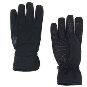 Gloves Spyder Men's Facer Conduct 185032-001, Spyder