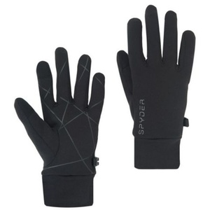 Gloves Spyder Women `s Conduct Stretch Fleece 185088-001, Spyder