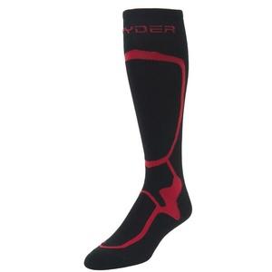 Socks Men `s Spyder For Liner Ski 185204-018, Spyder