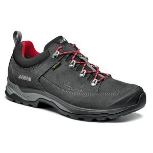 Shoes ASOLO Falcon Low Lth GV MM graphite/A516