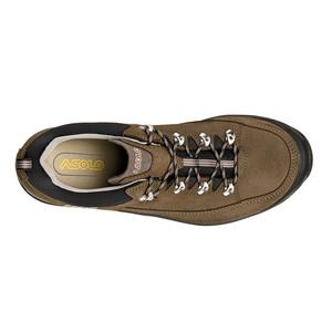 Shoes ASOLO Falcon Low Lth GV MM dark/brown/A551