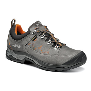 Shoes ASOLO Falcon Low Lth GV ML cendre/A794