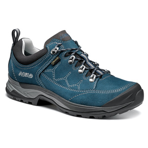 Shoes ASOLO Falcon Low Lth GV ML indian teal/A927, Asolo