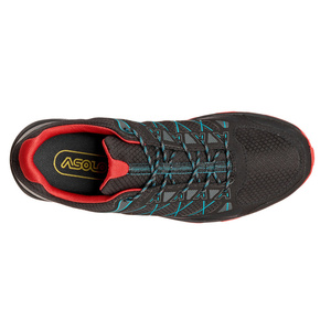 Shoes Asolo Grid GV MM black/red/A392, Asolo