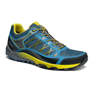 Shoes Asolo Grid GV MM indian teal/yellow/A898, Asolo