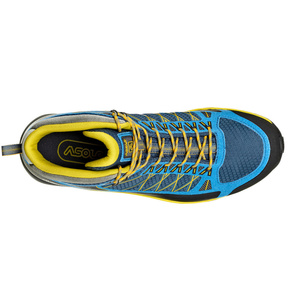 Shoes Asolo Grid Mid GV MM indian teal/yellow/A898, Asolo