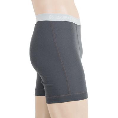 Men shorts Sensor Double Face grey 16200049, Sensor