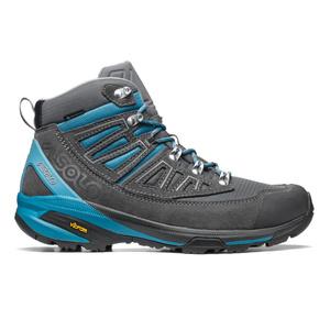 Women winter boots Asolo Narvik GV ML smoky gray / blue moon/A935