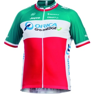 Men cycling jersey Craft Orica GreenEdge 1903447-3600, Craft