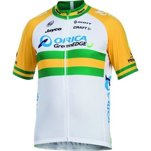 Men cycling jersey Craft Orica GreenEdge 1903447-3900, Craft