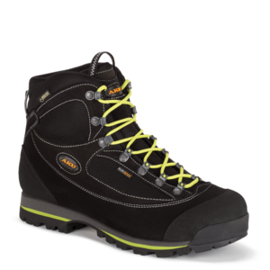 Shoes AKU Trekker lite GTX green / black / reflective laces, AKU