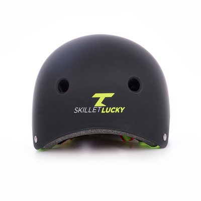 Helmet Tempish Skillet X black/lucky, Tempish