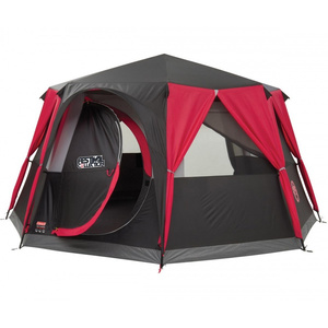 Tent Coleman Cortes Octagon 8 Festival Tent, Coleman