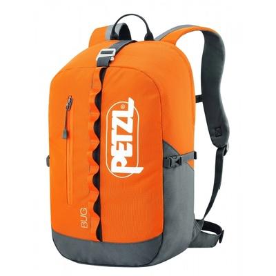 Climbing backpack PETZL Bug 18 l orange, Petzl