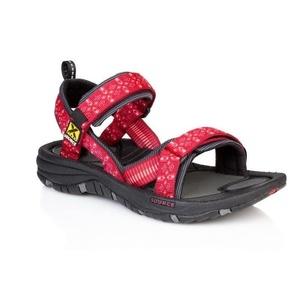 Sandals SOURCE Gobi Women's Tribal Red, Source