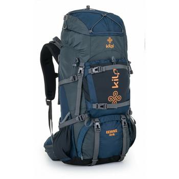 Hiking backpack 45+5 L Kilpi ECRINS-U dark blue, Kilpi