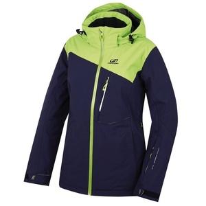 Jacket HANNAH Wayne peacoat / lime green, Hannah