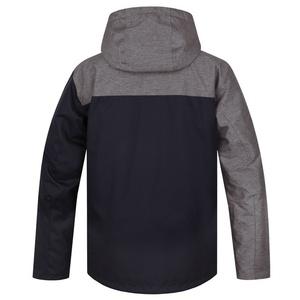 Jacket HANNAH Falk anthracite / steel mel, Hannah