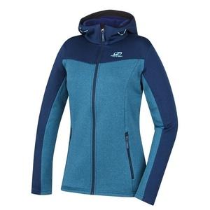 Jacket HANNAH Anny dark denim mel / pool blue mel, Hannah
