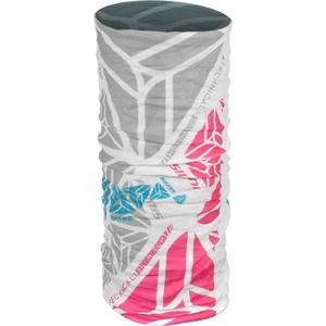 Cravat Silvini Motivo UA508 white-pink, Silvini