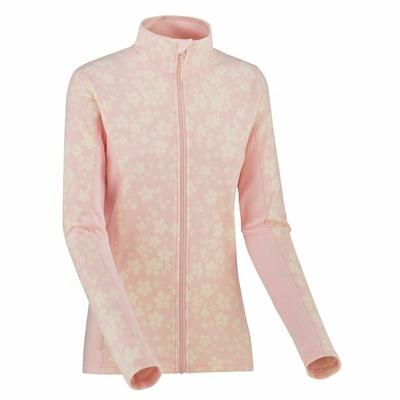 Women sports hoodie Kari Traa Tveband 622419, pink, Kari Traa