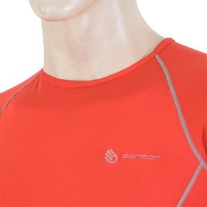 Men shirt Sensor Coolmax Fresh red 11101004, Sensor