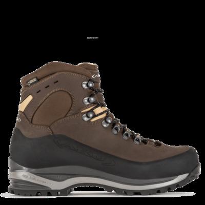 Men boots AKU Superalp NBK GTX brown, AKU