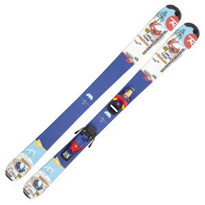 Ski Rossignol ROBOT + Comp KID 25 L, Rossignol