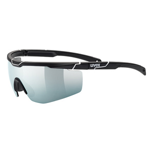 Sports glasses Uvex Sports Style 117 Black Mat White (2816), Uvex