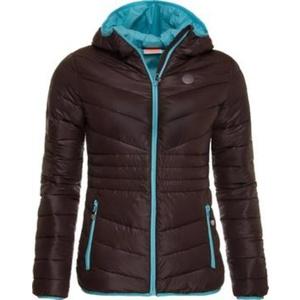 Women winter jacket Nordblanc Glamour NBWJL6429_THE, Nordblanc