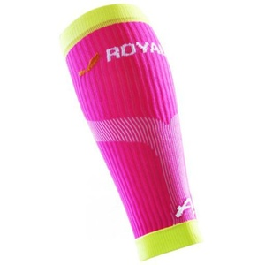 Compression calf covers ROYAL BAY® Neon Pink 3199, ROYAL BAY®