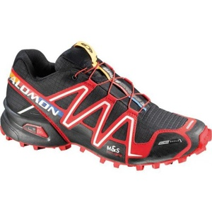 Shoes Salomon SPIKECROSS 3 CS 352849, Salomon